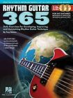 Rhythm Guitar 365: Daily Exercises for Developing, Improving and Maintaining Rhythm Guitar Technique by Troy Nelson (Mixed media product, 2014)