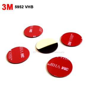 3M-5952-VHB-Black-Acrylic-Foam-Double-Adhesive-Tape-Dia-30mm-Round-Phone-Holder
