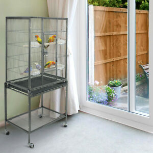 Bird-Cage-Large-Play-Top-Bird-Parrot-Finch-Cage-Macaw-Cockatoo-Pet-Supplies-53-034