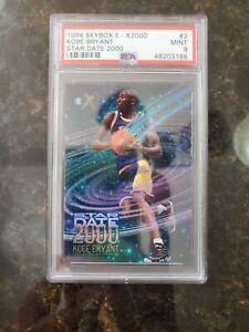 1996-SKYBOX-E-X2000-STAR-DATE-2000-3-KOBE-BRYANT-PSA-9-MINT-ROOKIE-CARD