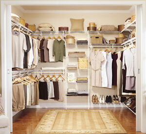 Image Is Loading ClosetMaid Walk In Closet 7 8 039 2