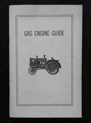 1910 Gas Motor Grob Of Überprüfung Schutzhülle Deere Ih Manuell 1965 Nachdruck Novel (In) Design;