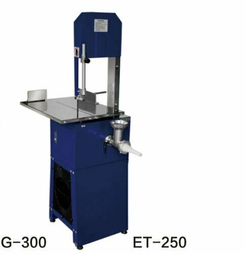 MEAT CUTTING MACHINE - BANDSAW FOR SALE - MEAT SAW - BAND
