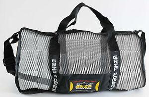 Grip Power Pads Mesh Gear Bag Multipurpose Gym Bag Beach Bag Scuba ... fa89b61509