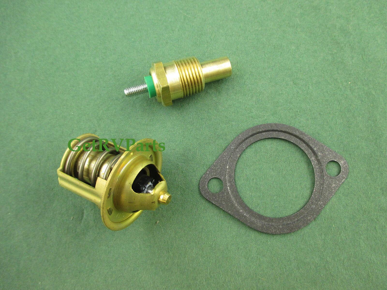 Genuine Onan Cummins RV GeneratorA046Z961Diesel Thermostat 185-5458