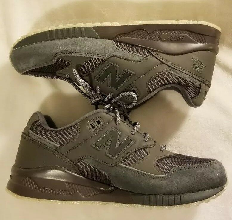 New Balance Men's 530 Elite Edition Running shoes Grey Suede M530RP Size  7