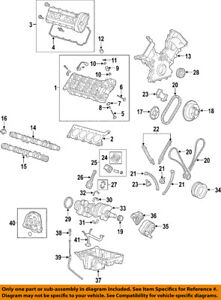 land rover oem 05 09 lr3 engine exhaust valve 4646004 ebay rh ebay com