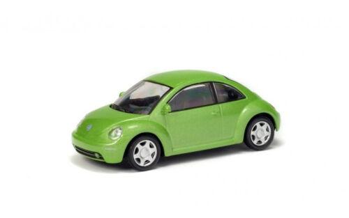 2004 #S6400600 Solido VW New Beetle Grün 1:64