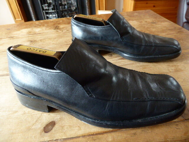 Mens JEFFERY WEST blackline loafers - size uk 8 good condition