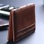 Men/'s Faux Leather Magic Money Clip Slim Wallet ID Credit Card Holder Case Purse