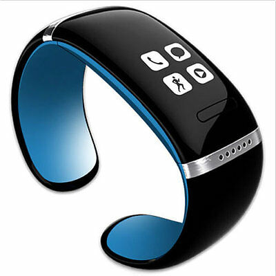 Bluetooth Wrist Smart Bracelet Watch Phone for IOS Android Samsung iPhone LG HTC