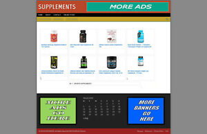 HEALTH-SUPPLEMENTS-SUPPLIES-STORE-WITH-AFFILIATE-WEBSITE-HOSTING-amp-FREE-DOMAIN