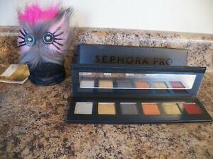 Studley-Makeup-Sponge-amp-Pro-Pigment-Palette-Metallic-Sephora-Pro-New-In-Box