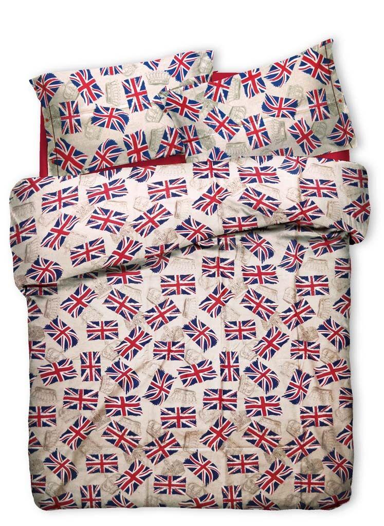 Blätter Lose Einzel 1 Quadrat Englisch Flagge England - Neuheit 2012