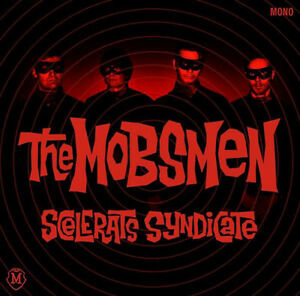 The-Mobsmen-Scelerats-Syndicate-CD-Double-Crown-Records-surf-instro-rock