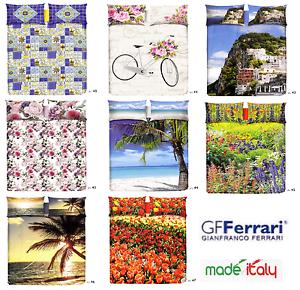 Sheet Bedspread GF FERRARI TOP CLASS Single, Small Double, double
