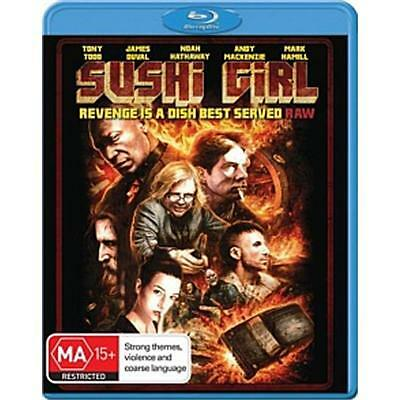 1 of 1 - Sushi Girl (Blu-ray, 2013) *Tony Todd, James Duval, Noah Hathaway and more!*