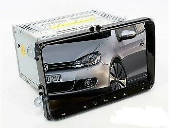 Paramount OED-VW ANDROID  Android Double Din  VW Golf Mk5/6
