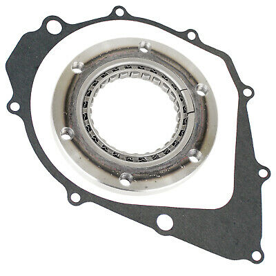 STARTER CLUTCH ONE WAY BEARING /& GASKET Fits YAMAHA WARRIOR 350 YFM350 1990-2004