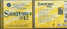 FRANCESCO RENGA EMMA NINA ZILLI MATIA BAZAR IRENE FORNACIARI CD Sanremo 2012