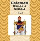 Solomon Builds the Temple/King Josiah Finds the Bible Flip Book by Sara And Rowan Mulso (Board book, 2013)