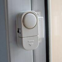 Wireless Home Window Motion Detector Sensor Burglar Security Alarm System