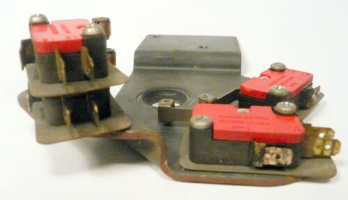 468 JUKEBOX part ROCK-OLA 450 456 Tested /& Working  4 MICRO-SWITCH UNIT