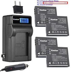 DMW-BCE10E Ladegerät für Panasonic DMW-BCE10