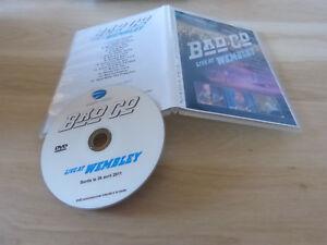 Bad-Co-Bad-Company-Live-Wembley-Raro-French-Promocion-DVD
