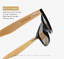 Men Women Bamboo Wood Polarized Sunglasses Wooden Temple Retro Glasses Hot