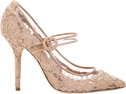 Dolce Pumps Gabbana Jane Mary amp; Transparent Lace HpH0xZrw