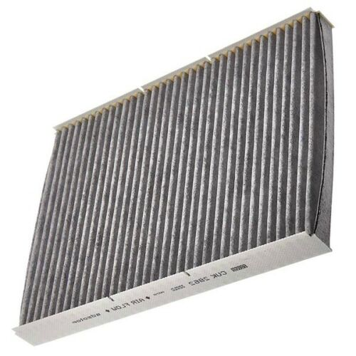 MANN ACTIVATED CARBON CABIN POLLEN FILTER FITS AUDI A4 ALLROAD SEAT EXEO