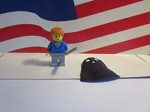 10 SMALL BLACK CONES 1 x 1 Lego HARRY POTTER BATMAN,CITY