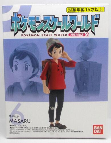 VICTOR Pokemon Scale World Galar Vol On hand in US 2 Figure Bandai Japan NIB