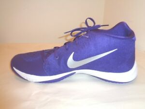 427e85c40094 Nike Zoom Hyperquickness 3 2015 TB Purple Silver White 812976-501 ...