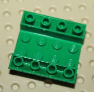 Lego-Bob-Leponge-Green-Slope-Inverted-45-4x4-Double-ref-4854-set-3832-rare