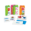 thumbnail 2 - Early Skills Flash Cards - Alphabet, Rhyming, Shapes, Counting - Home Learning