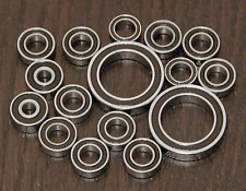 (16pcs) TEAM LOSI NXT / SPEED-T / XXX / DESERT TRUCK Rubber Sealed Bearing Set