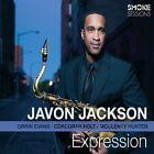 Expression by Javon Jackson (CD, Feb-2014, CD Baby (distributor))