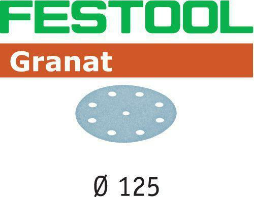 Festool Schleifscheiben STF D125 8 P500 GR 100   497178