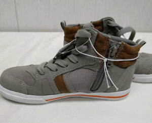 Toddler Boys/' Wilfred High Top Sneakers Cat /& Jack Gray