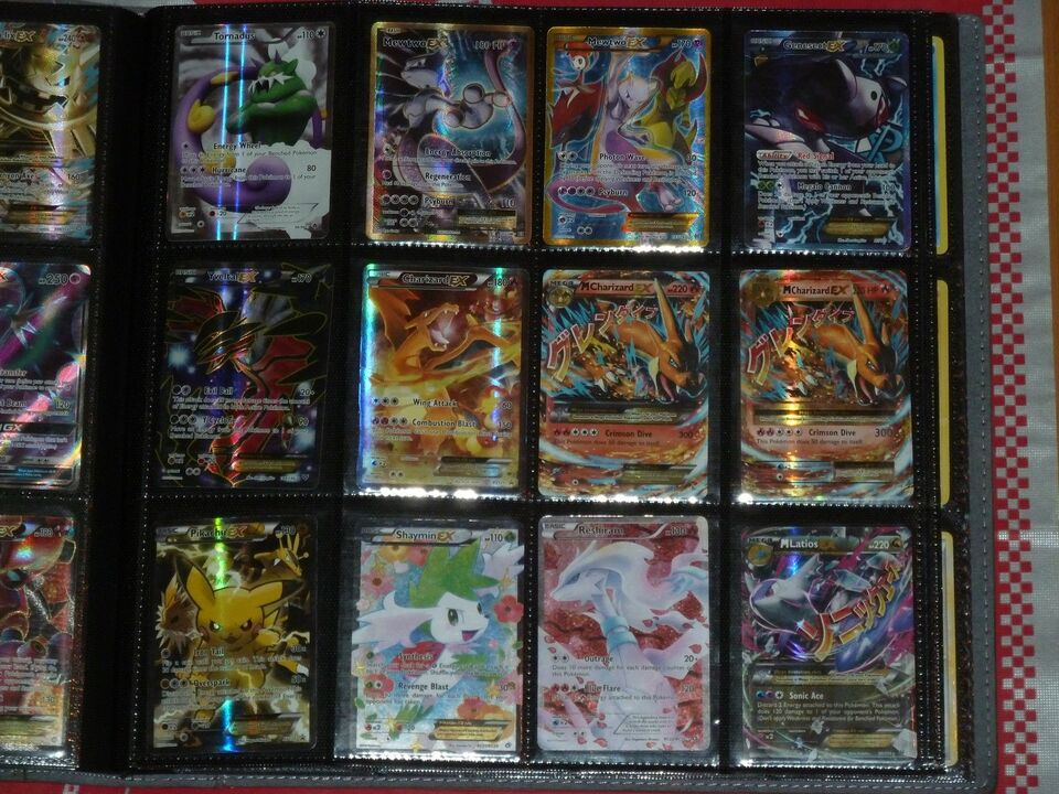 Samlekort, Collection EX GX Hyper Rare Secret Mega