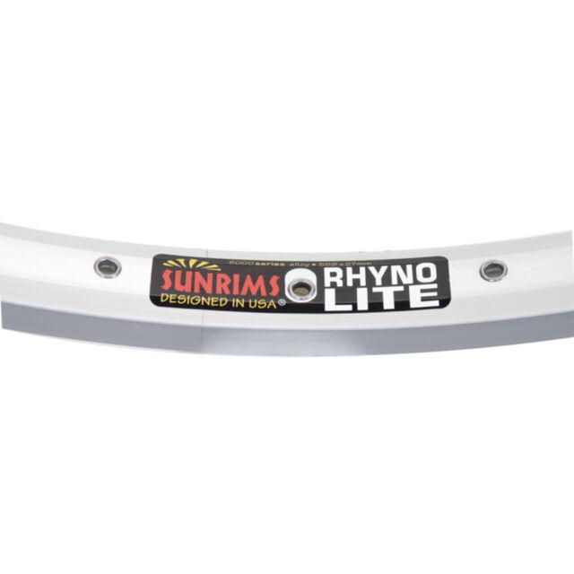 Sun Ringle Rim Alloy 26X2.0 Rhyno Lite Silver 32H