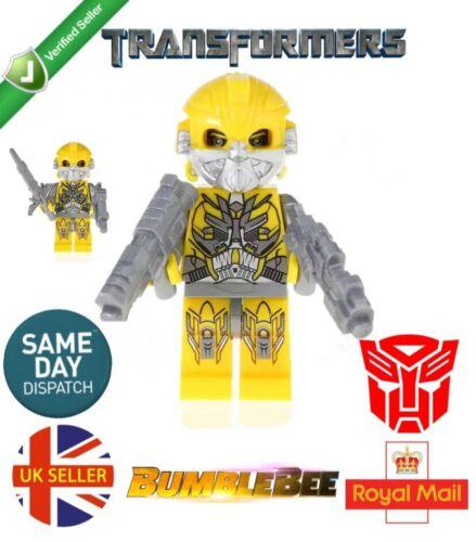 Transformers Bumblebee Mini Figure Classic Mk2 Premier Marvel Avengers Vendeur Britannique