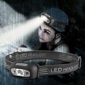 USB-Rechargeable-LED-Headlamp-Headlight-Head-Lamp-Torch-Flashlight-Waterproof-NB