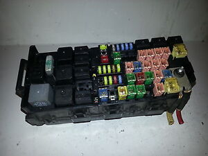 2004 lincoln aviator 4 6l fuse box block relay panel used. Black Bedroom Furniture Sets. Home Design Ideas