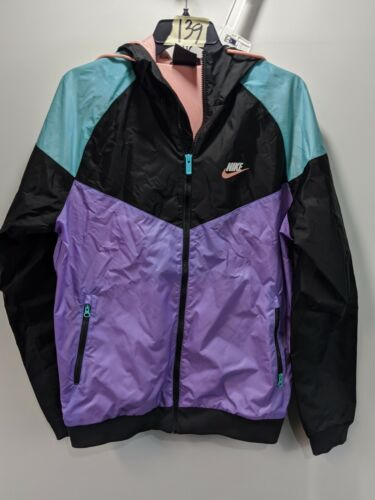 """Nike Windrunner """"Have A Nike Day"""" Full Zip  Emeral"""