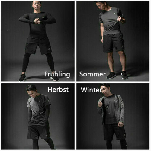 ROCKBROS costumes Sport Fitness Hommes Activewear Courir Respirant 4 Taille