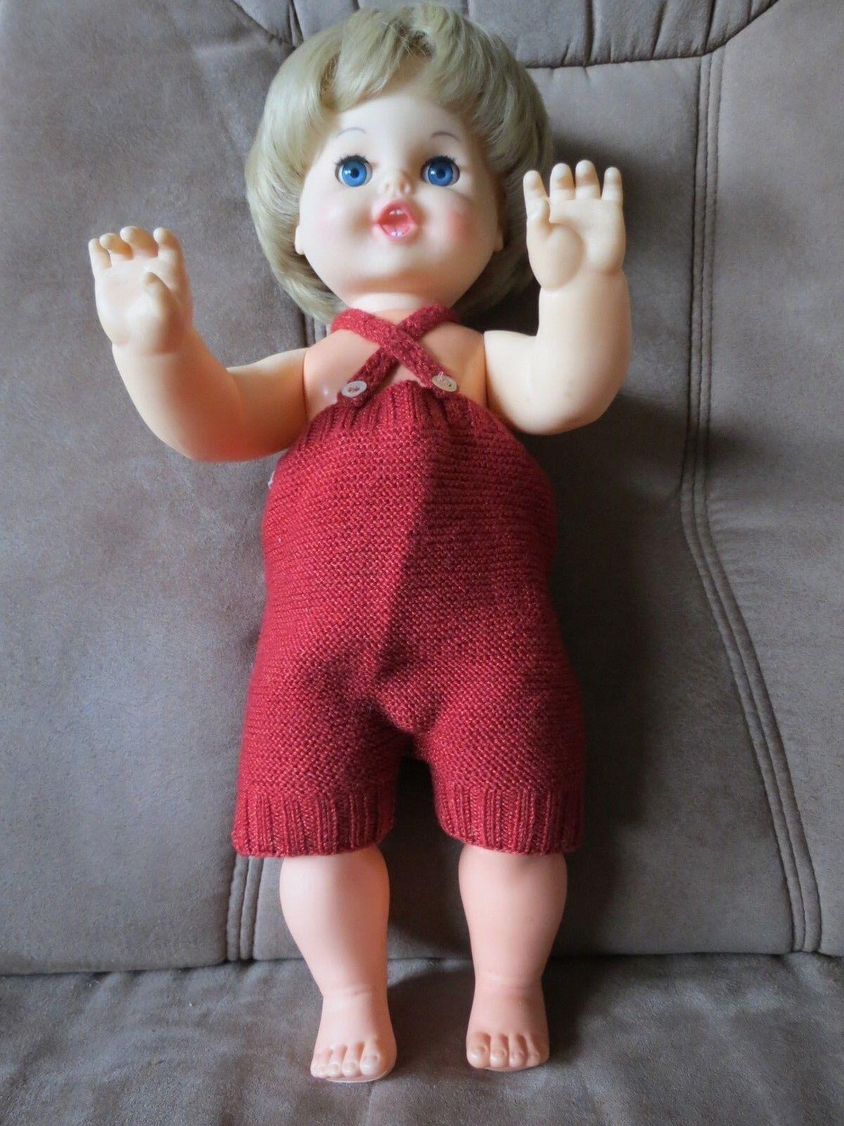 Original Mattel-Puppe von 1967, Hawthorne, Laufpuppe mit Batterie, Made USA