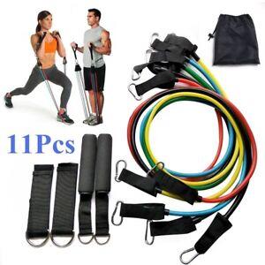 ... Elastique-Resistance-Bande-pour-Musculation-Yoga-GYM-Fitness- c88ec82e0c5